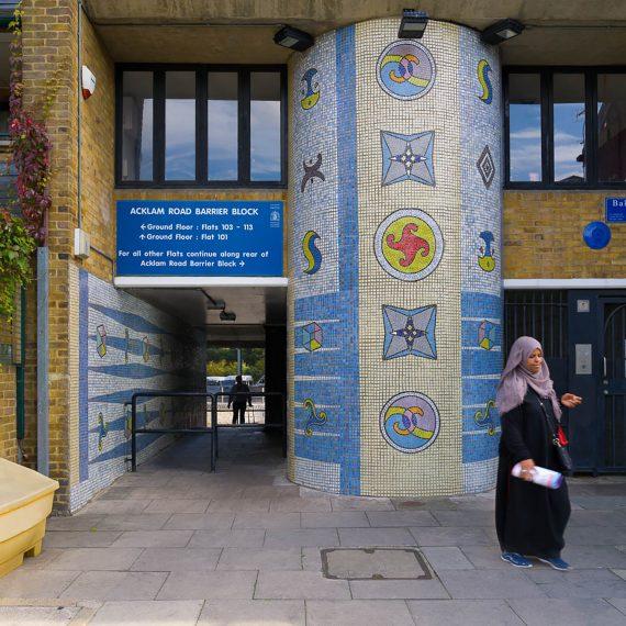 Swinbrook Mosaic | Miles Watson